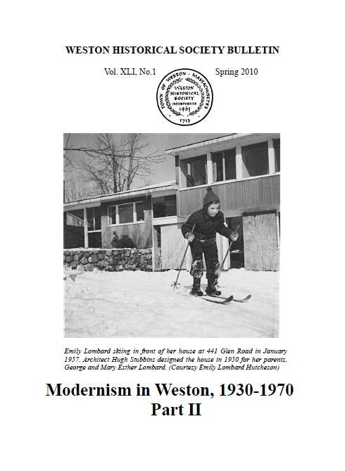Cover of Spring 2010 Bulletin