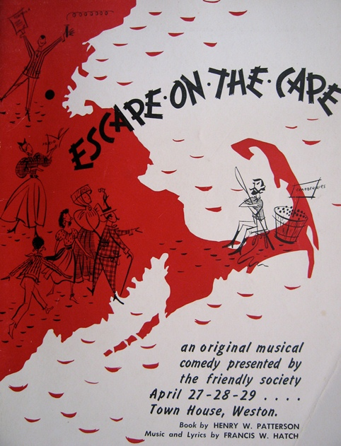 Friendly Society Program - 'Escape on the Cape'