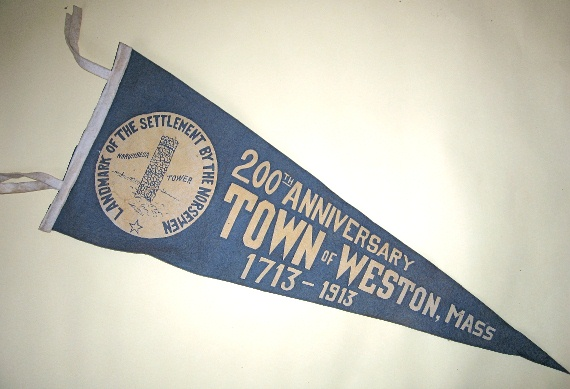 200th anniversary pennant