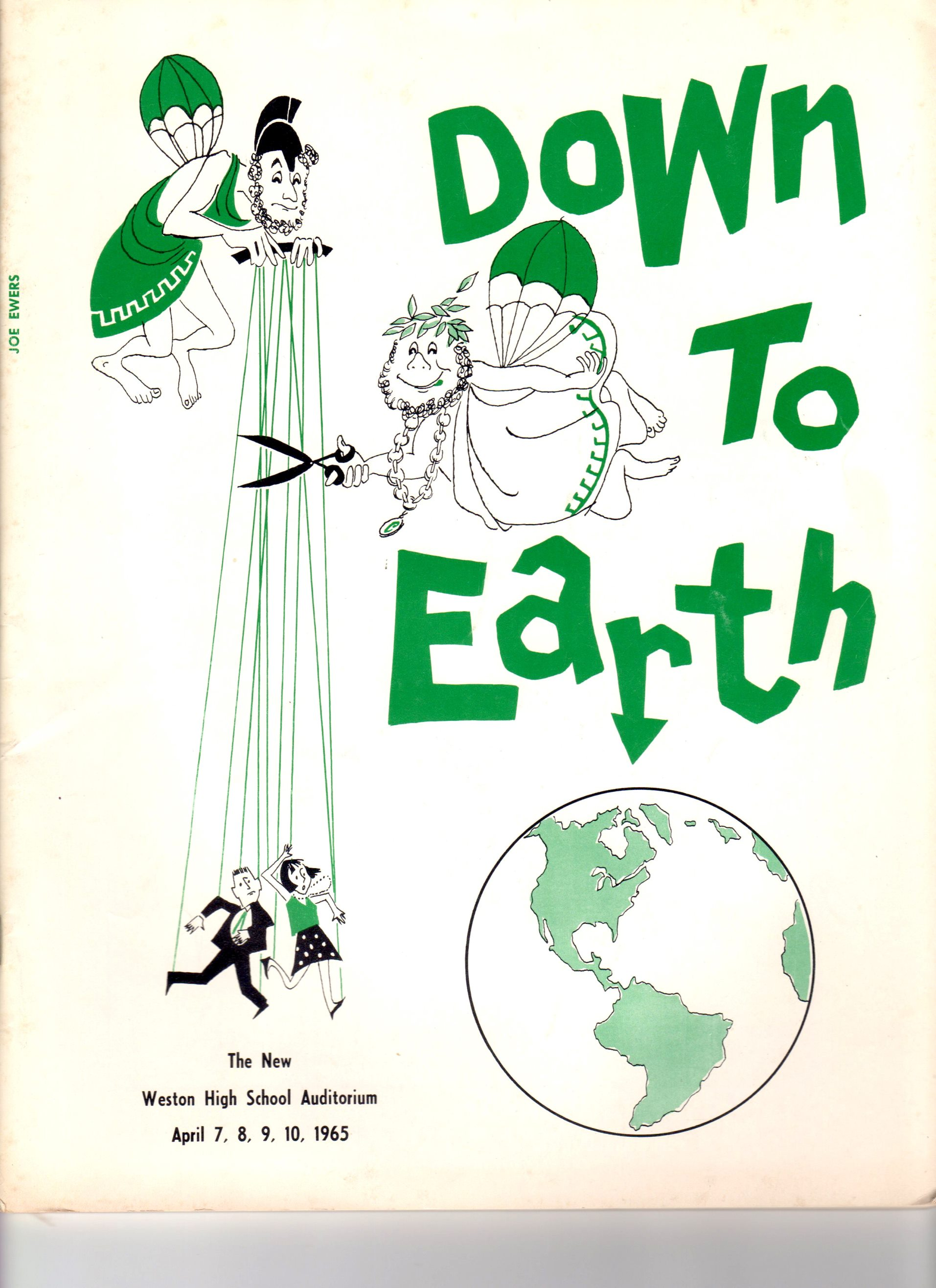 1965 Down to Earth